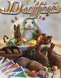 Daffin's Easter Candy Sales begin